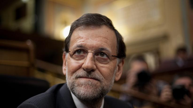 Spanien: Rajoy, ein Maschinist der Macht
