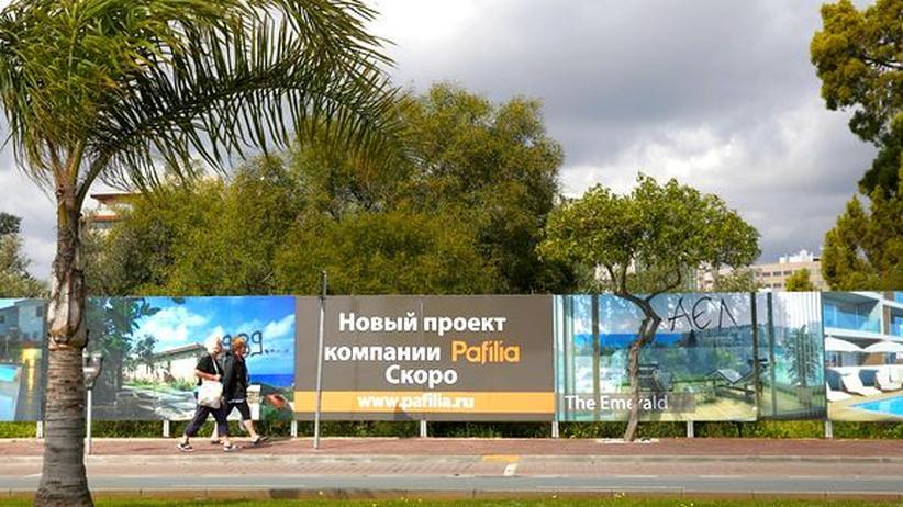 Staatspleite: Wird Russland Zypern retten?