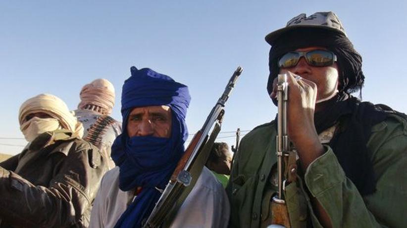 Tuareg: Falsch verbunden