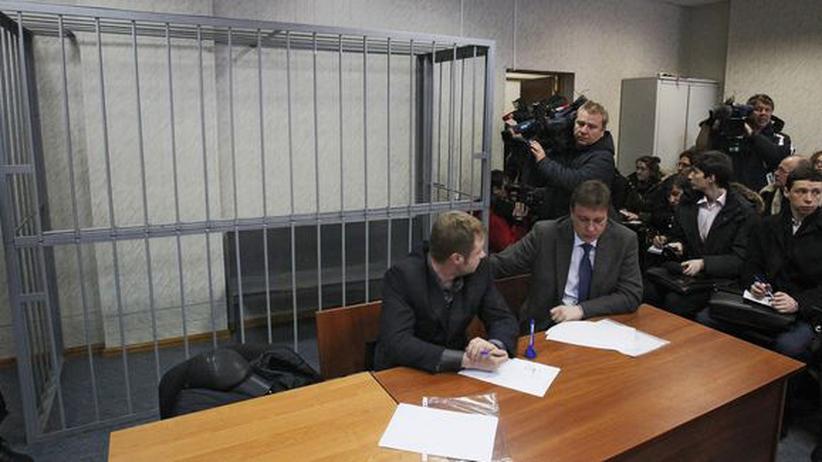 Magnizkij-Prozess: In Russlands Justiz gewinnt immer der Staat