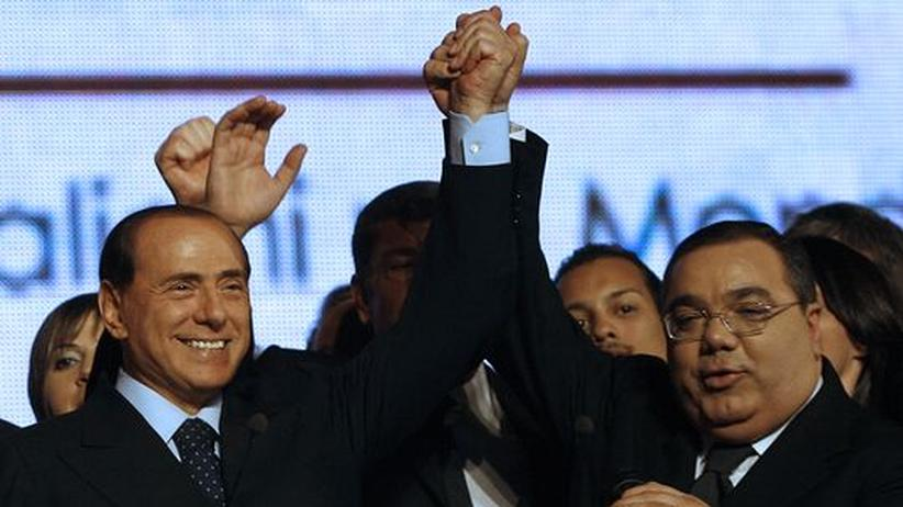 Korruption: De Gregorio gibt Bestechung durch Berlusconi zu