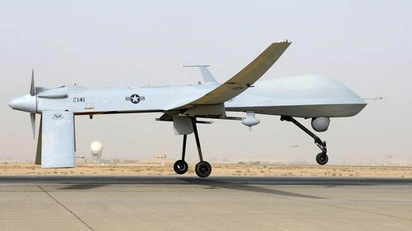 Bürgerkrieg: USA erwägen Drohnenangriffe gegen syrische Islamisten