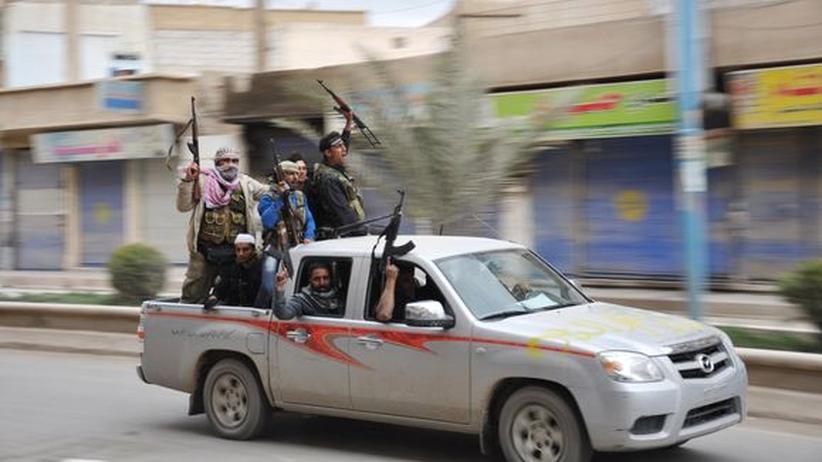 EU-Gipfel: Europa streitet über Waffenlieferungen nach Syrien