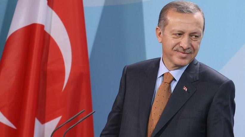 Tayyip Erdoğan: Wehe, er lässt sich gehen