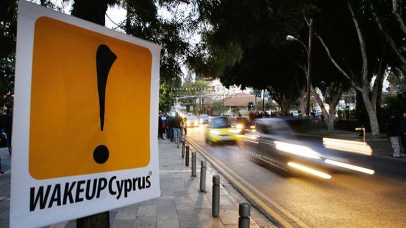 Zypern: Rettungsplan steht, Staatspleite abgewendet