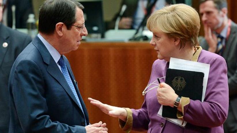Zypern: Das Ende der Rettungsroutine
