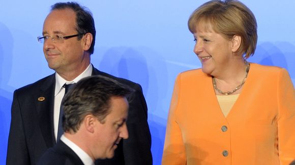 Merkel Cameron Hollande