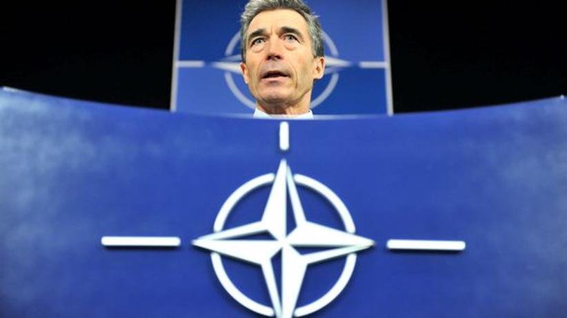 Nato: Nicht ohne uns