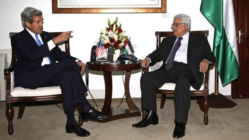 Nahost-Konflikt: Abbas unter Bedingungen zu Gesprächen mit Israel bereit