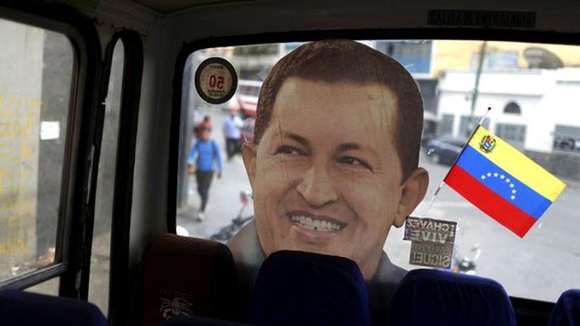 Venezuela: Präsident berichtet von Chávez-Erscheinungen