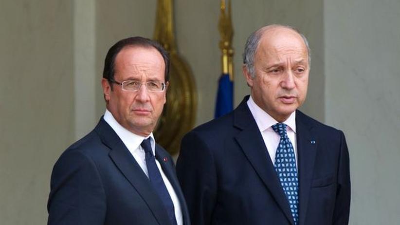 Frankreich: Zeitung verdächtigt Frankreichs Außenminister der Steuerflucht