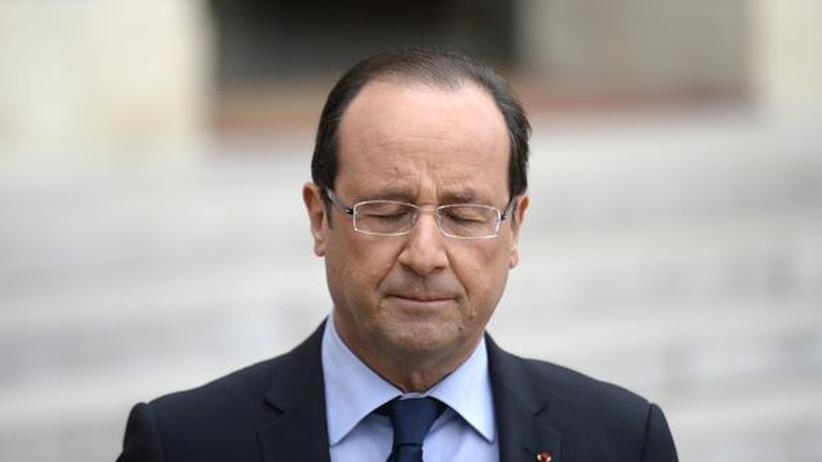 Frankreich: Steuer-Skandal erschüttert Hollandes Autorität