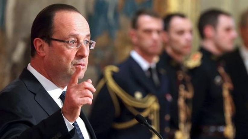 Affäre Cahuzac: Hollande reagiert auf Betrugsfall in der Regierung