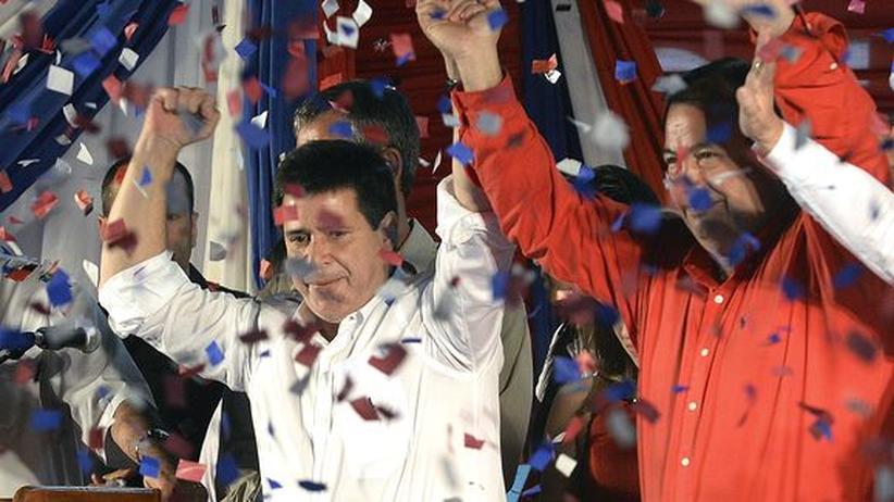 Lugo-Nachfolge: Millionär Cartes gewinnt Präsidentenwahl in Paraguay