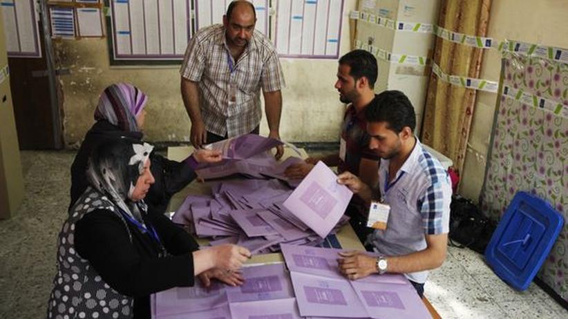 Anschläge: Vereinzelte Angriffe bei Regionalwahlen im Irak