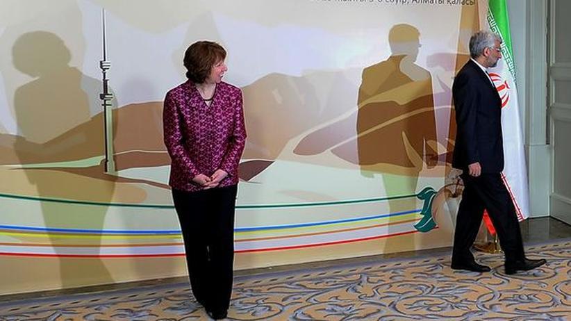 Nuklearprogramm: Atomgespräche mit Iran bleiben ohne Ergebnis