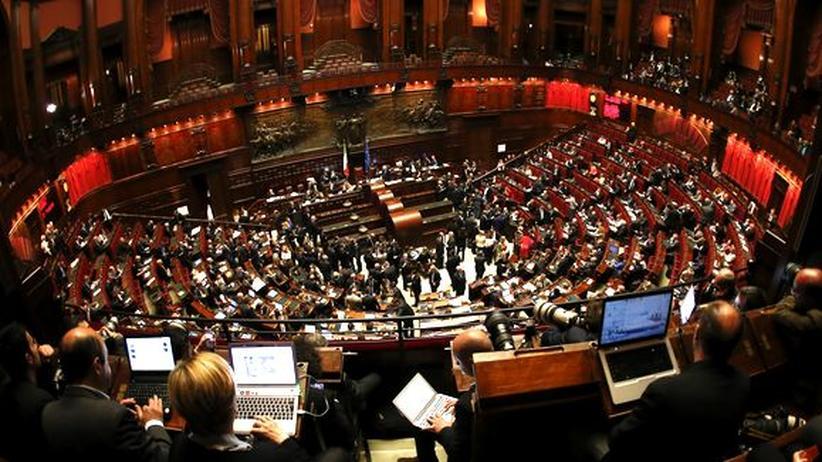 Präsidentschaftswahl Italien: Marini scheitert im zweiten Wahlgang