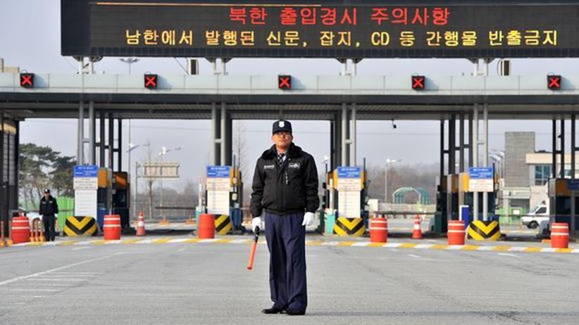 Kaesong: Nordkorea zieht Arbeiter aus Sonderwirtschaftszone ab
