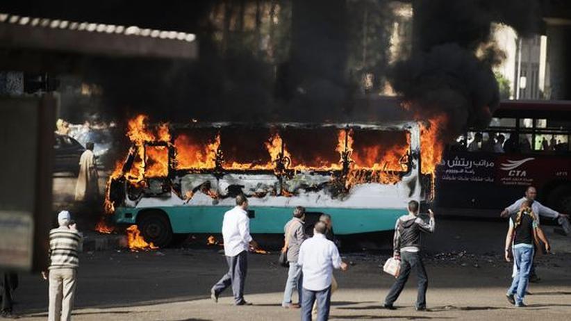 Ägypten: Verletzte bei Islamisten-Demo in Kairo