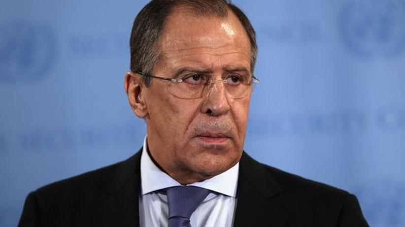 """Provokation: Russland kritisiert """"Muskelspiele"""" zwischen USA und Nordkorea"""