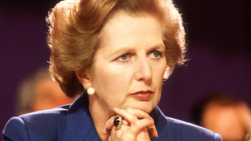 """Margaret Thatcher: """"Eiserne Lady"""", aber keine Feministin"""