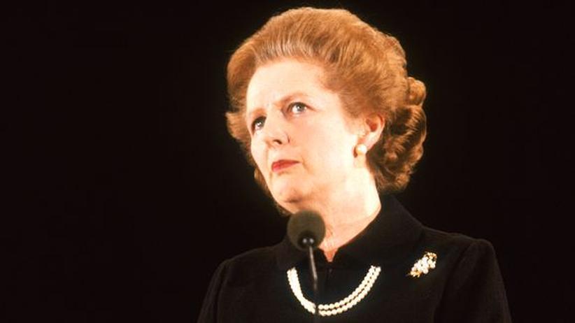 """Thatcher-Würdigung: """"Naturgewalt"""" und """"politisches Phänomen"""""""