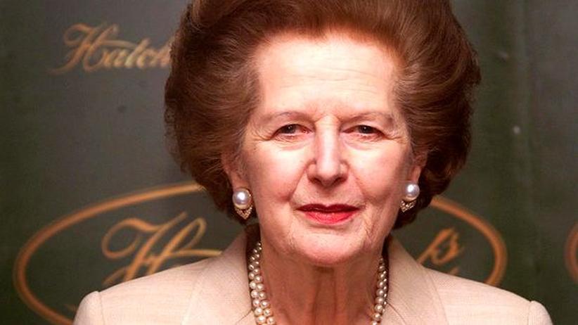 Großbritannien: Margaret Thatcher ist tot