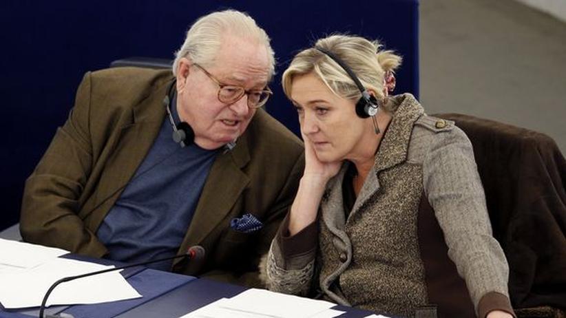 Front National: Le Pen wehrt sich gegen den Vorwurf der Steuerflucht