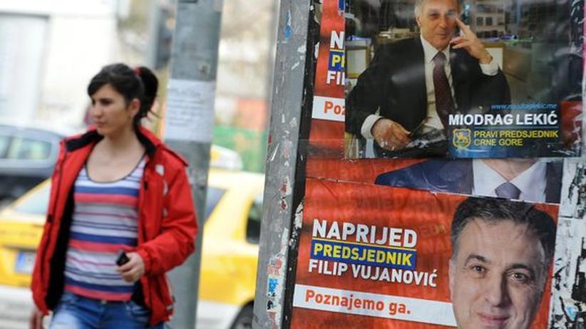 Präsidentschaftswahl: Opposition und Regierung erklären sich zum Sieger in Montenegro