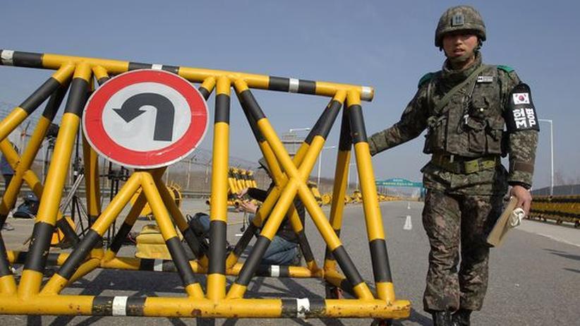 Korea-Konflikt: USA, Südkorea und Japan erhöhen Alarmbereitschaft