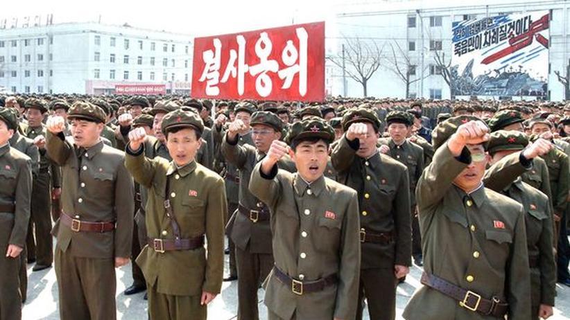 Korea-Konflikt: Nordkorea riskiert schlechtere Beziehungen zu China