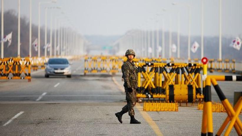 Korea-Konflikt: Südkorea befürchtet neuen Atomtest Nordkoreas