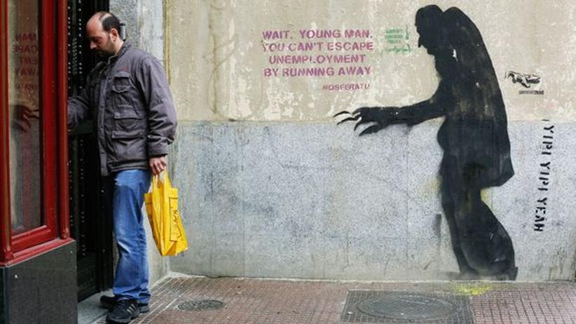 Euro-Zone: Arbeitslosigkeit im Euro-Raum erreicht Rekord