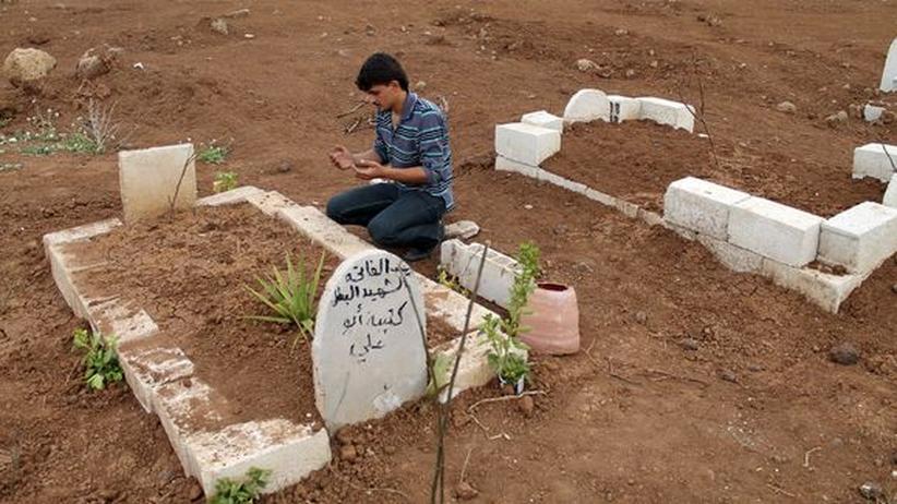 Syrien: 6.000 Tote allein im Monat März