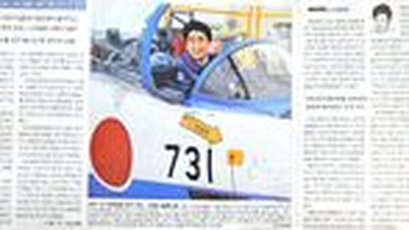 Ostasien: Ein Foto reißt Wunden auf