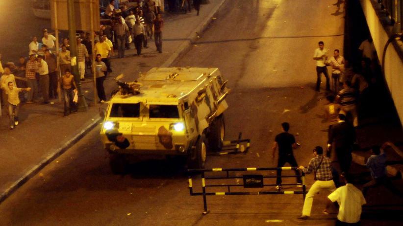 Ägypten: Regierung wegen Rüstungsexporten erneut in der Kritik