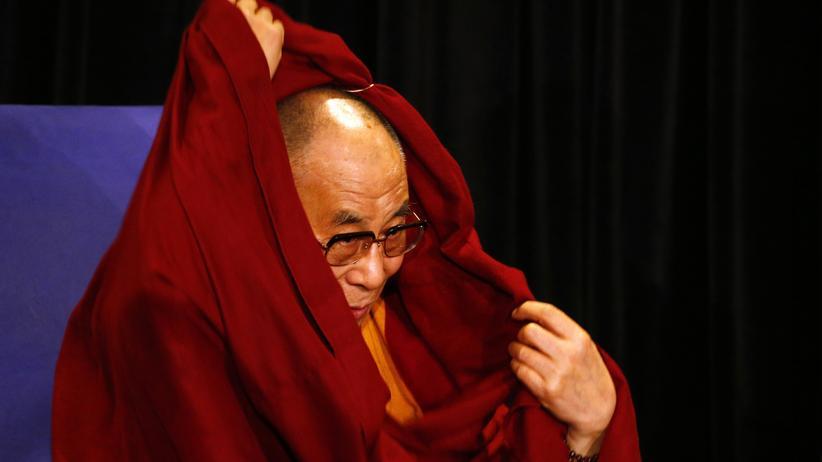 China: Ein bisschen mehr Dalai Lama