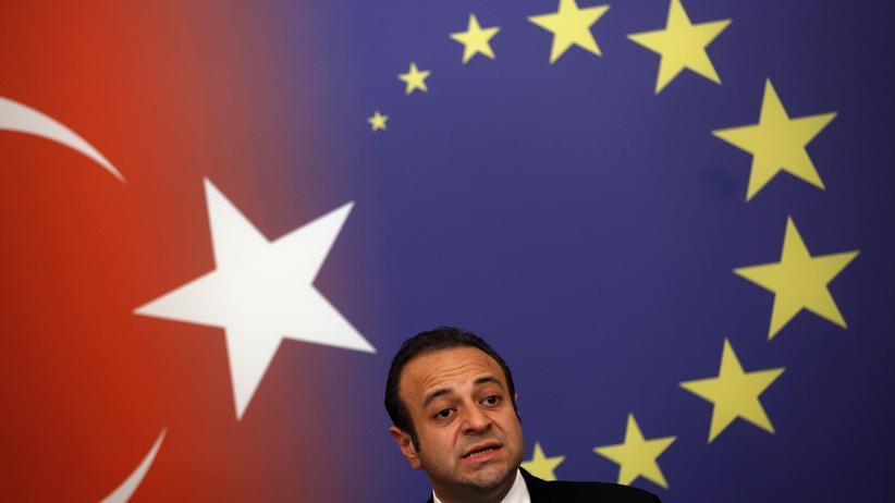 Beitrittsverhandlungen: Der türkische Europaminister Egemen Bağış (Archiv)