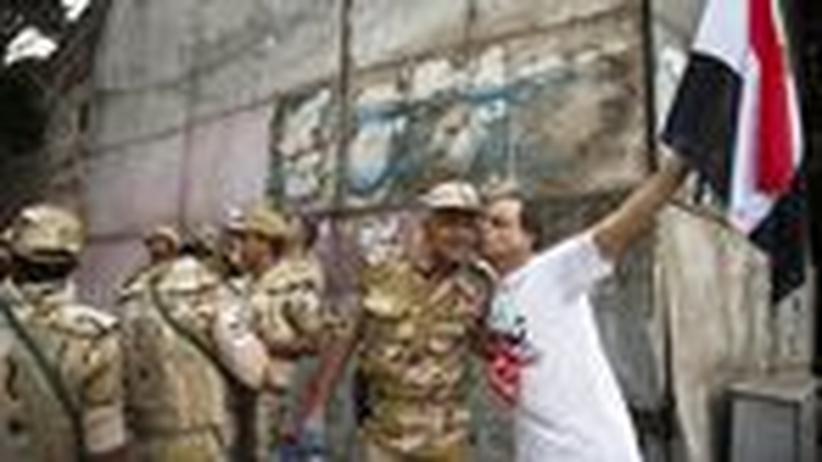 Ägypten: Ein böser Präzedenzfall
