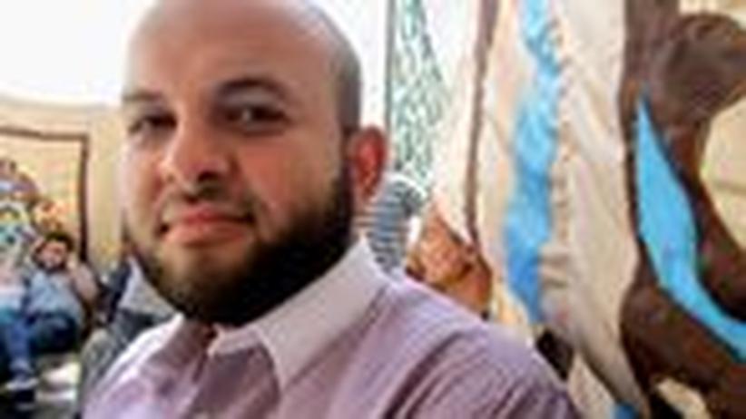 """Muslimbruder Aref: """"Kein Dialog, solange Mursi unter Arrest steht"""""""