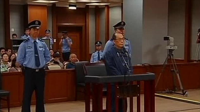 Ex-Eisenbahnminister Liu Zhijun