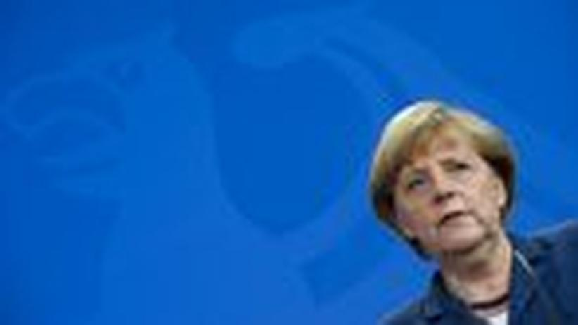 US-Spähprogramm: Angela Merkel (Archivbild)