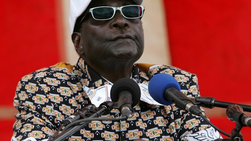 Wahlen in Simbabwe: Mugabe hat nicht mehr viele Freunde