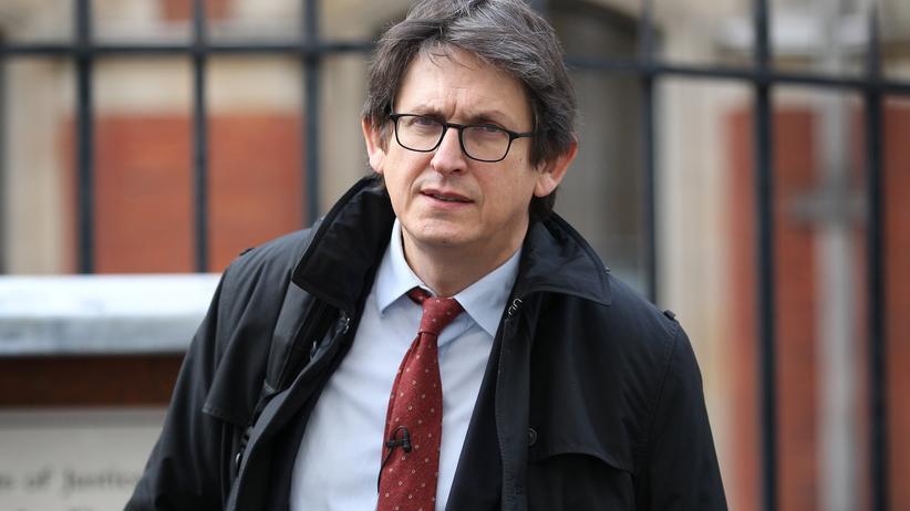 """Zeitdokument: """"Guardian""""-Chefredakteur Alan Rusbridger"""