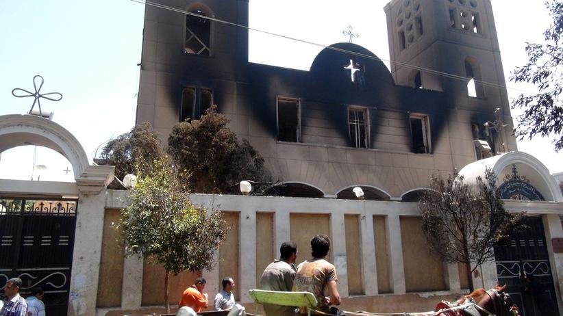 Islamistische Anschläge: Ägyptens Christen leben in Angst und Schrecken
