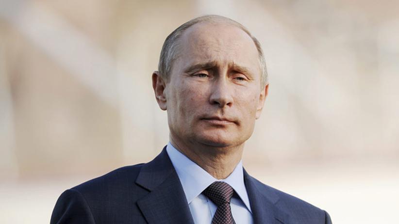 Russland: Immer schön gegen den Westen