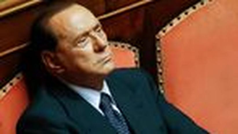 Italien: Italiens Expremier Silvio Berlusconi