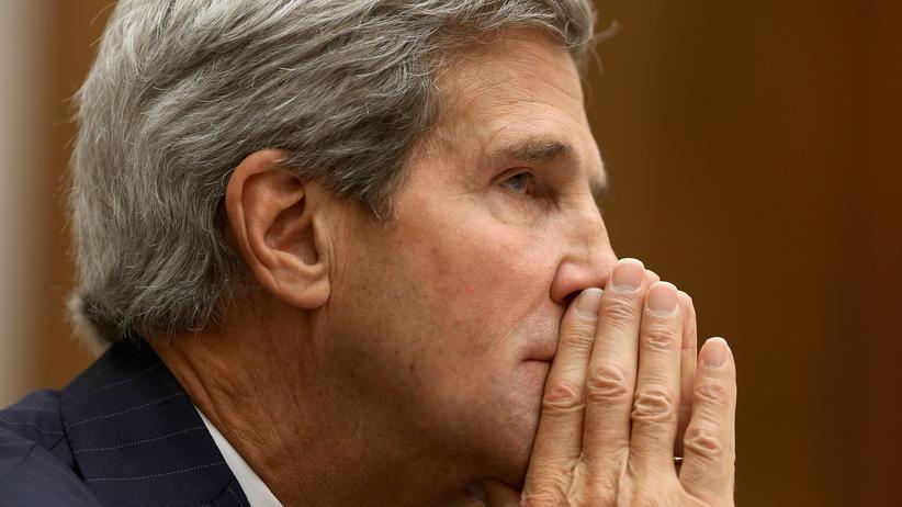 Syrien: Wie John Kerry zu Assads schärfstem Gegner wurde