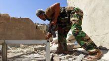 Alles zum Thema: Bürgerkrieg in Syrien
