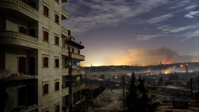 Syrien-Konflikt: Der schnelle, billige Krieg ist ein Traum